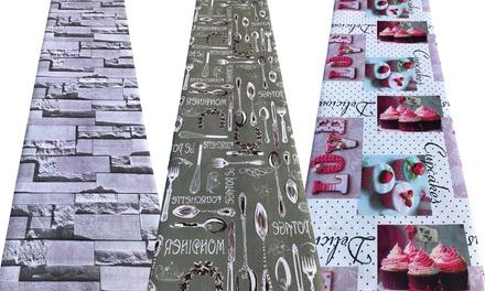 Tappeto passatoia con stampa digitale