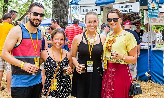 Naperville Ale Fest - Naper Settlement: $50 for One Admission to the Naperville Ale Fest on Saturday, July 16, at 1 p.m.