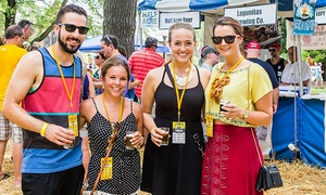 Naperville Ale Fest: $50 for One Admission to the Naperville Ale Fest on Saturday, July 16, at 1 p.m. ($50 Value)