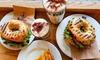Kaffee, Snack und Muffin To Go