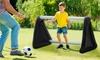 RMS Inflatable Football Goal