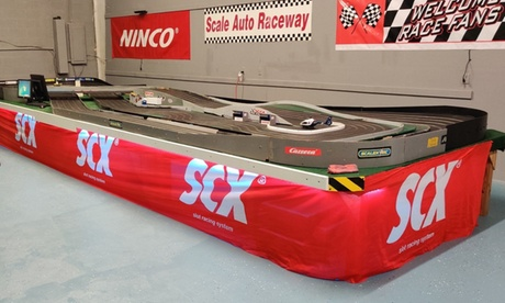 Up to 50% Off on Slot Car Racing at Scale Auto Racing