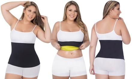 Hasta 3 cinturones-fajas Hot Abs efecto calor para mujer