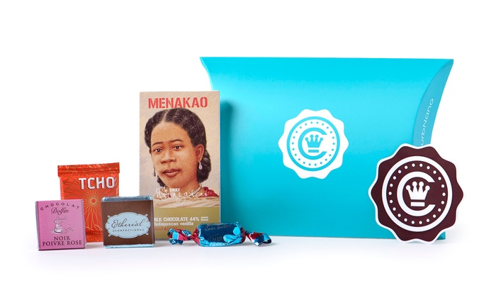 Chococurb Inc.: $5 for One-Month Chococurb nano Chocolate Subscription (Up to $10 Value)