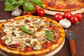 Stuft Pizza - Palos Verdes: 50% Off Any Large pizza with Purchase of Any Large pizza at Stuft Pizza - Palos Verdes