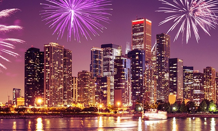 Ticket for One to Memorial Day Weekend Fireworks, Sunset, & Night Cruises (Up to 70% Off)