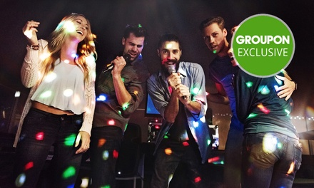 3 Hr Room Hire Plus Food & Drink Voucher for Six ($69) Eight ($89) or 20 People ($129) at Po Karaoke Bar (Up to $273)