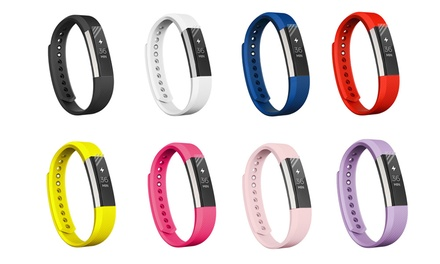 One ($9) or Two ($14) Replacement Silicone Bands for Fitbit Alta