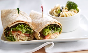 Roly Poly: $12 for Four Groupons, Each Good for $5 Worth of Sandwiches at Roly Poly ($20 Total Value)