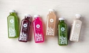 Go Organic: 18, 28 or 56 Organic Juices Pack from Go Organic (Up to 46% Off)