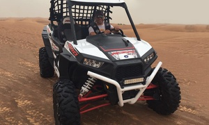 Red Dunes Tourism: One- or Two-Hour Polaris Driving Experience for Two with Red Dunes Tourism
