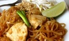 Up to 40% Off Food and Drink at Yummy Thai