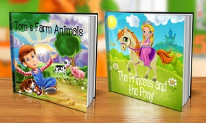 Softcover or Hardcover Personalized Kids' Books