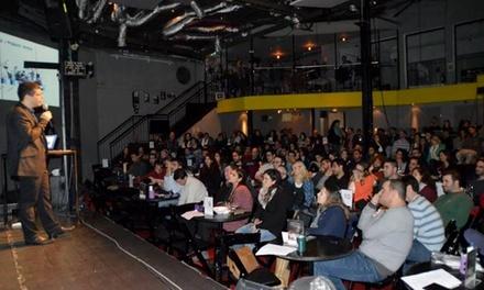 הרצאות מרתקות מפי מומחים בברים בתא ובמרכז! 25 ₪ ליחיד או 48 ₪ לזוג לכרטיס להרצאה לבחירה ממגוון הרצאות מתחלפות