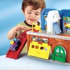 $15 for a Fisher-Price Stow 'n Tow Garage