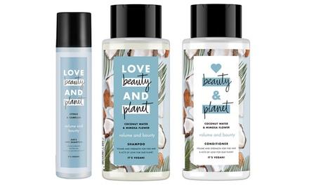 2 shampoo e balsamo Love Beauty