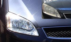 Pressing Auto: Rénovation optique de phares pour 1 ou 2 véhicules dès 35 € chez PRESSINGAUTO