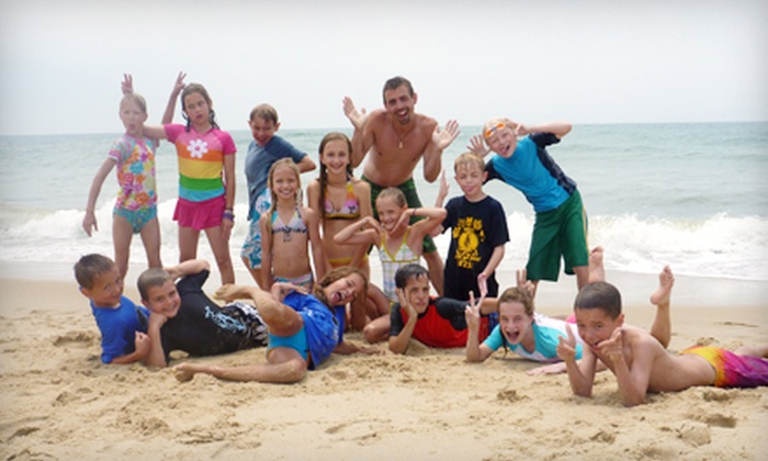 Martha's Vineyard Adventure Camp - Oak Bluffs: Children's Summer Camp or Family Adventure Tour at Martha's Vineyard Adventure Camp (Half Off). Nine Options Available.