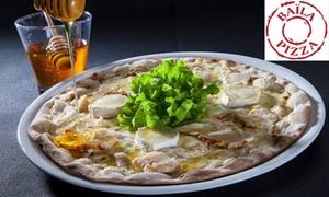 Baïla Pizza - Lunéville: Entrée, plat et dessert au choix sur la carte pour 2 ou 4 personnes dès 29,90 € au restaurant Baïla Pizza - Lunéville