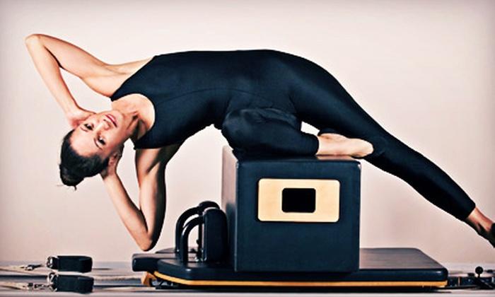 Pilates Wellness Studio - Delaware Trail: $59 for Five Pilates Reformer Classes at Pilates Wellness Studio ($135 Value)