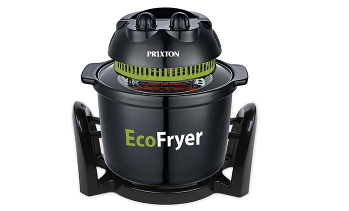 Freidora ecológica ECO100 por 44,99 € (50% de descuento), envío gratuito