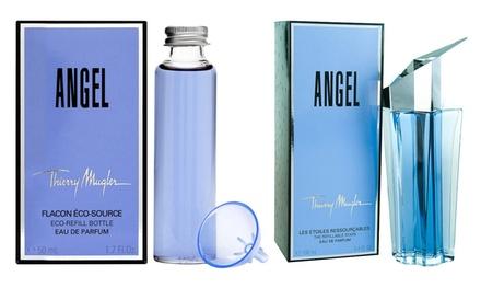 Angel 100ml Femme Ou 50 De Pour Eau Parfum Ressourçable Thierry Mugler ZiPkOXuT