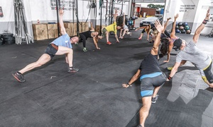 CrossFit SouthEast Witham: One-Month Gym Membership at CrossFit SouthEast Witham (60% Off)