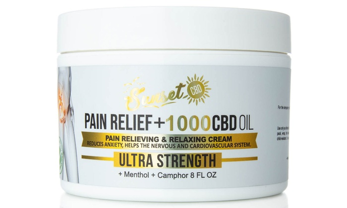 JustCBD Fast Relief CBD Gel for Pains and Aches 1000mg