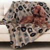 Flannel Ultra Plush Throw Blanket for Pets