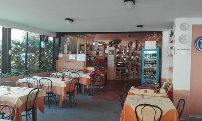 Menu pizza con dolce e bibita porta montanara groupon - Porta montanara imola ...