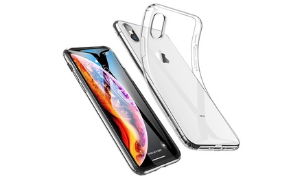 Coque de protection iPhone : 4/4S/5/5S/6/6S/6+/6S+/7/7+/8+/X/XS/XS max/XR