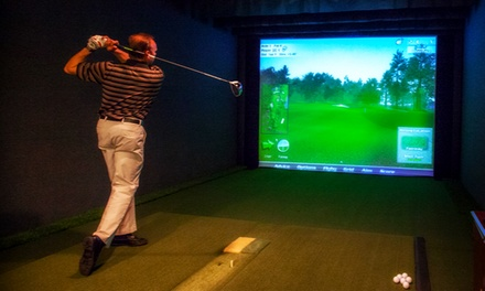 One or Two 60-Minute Lessons with Thomas Lucas at Golf Center at The Club of Riverdale (Up to $ Off)