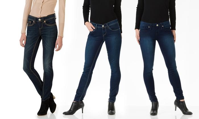 Seven7 Women's Skinny Jeans: Seven7 Women's Skinny Jeans. Multiple Styles Available. Free Returns.