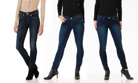 Seven7 Women's Skinny Jeans. Multiple Styles Available. Free Returns.