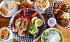 Up to 43% Off Picnic Dinner at Umbrella Bar