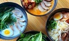 Up to 48% Off Food and Drink at Kyu Ramen