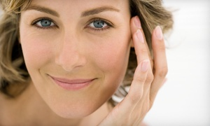 Current Expressions Facial Toning and Skin Care: One or Two Microcurrent-Facial-Toning Sessions at Current Expressions (Up to 56% Off)