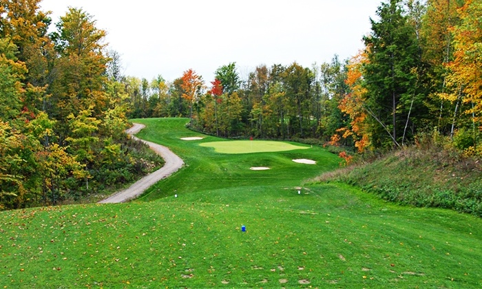 Dufferin Glen Golf Club - Orangeville: Golf Package for Two or Four of Membership at Dufferin Glen Golf Club (Up to 58% Off). Four Options Available.