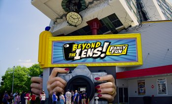 Up to 23% Off Admission to Beyond the Lens Family Fun