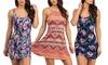 Juniors Women's Soft and Stretchy Summer Mini Dress: Juniors Women's Soft and Stretchy Summer Mini Dress