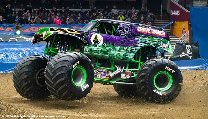 Monster Jam – Up to $7.80 Off Monster Truck Rally