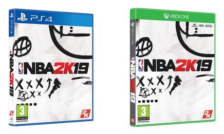 Videojuego NBA 2K19 de Bizzard para Playstation 4 y Xbox One(envío gratuito)