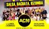 ACM City - Varias localizaciones: 1 o 3 meses de clases de ritmos latinos para 1 o 2 personas a elegir entre 9,90 € en ACM City