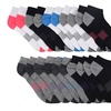 HEAD Women's Moisture-Wicking Athletic Socks (10-Pairs)