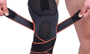 Knee-Compression Sleeve