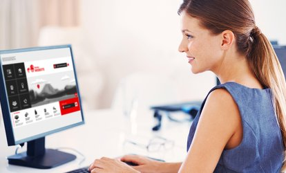 Choice of Web Design and Development Package at Cambs Web Design (Up to 53% Off)
