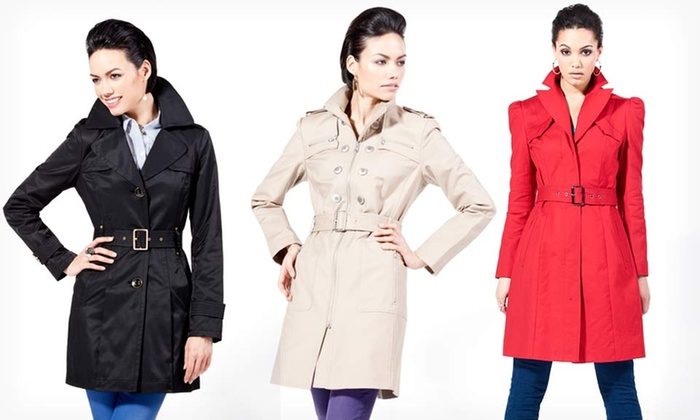 Women's Spring Jackets | Groupon Goods