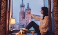 Kraków: 2-4 dni dla 2, 3 lub 4 osób w Pergamin Old Town Apartments przy Starym Mieście