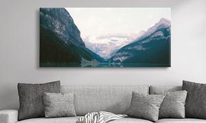 Printer Pix: Foto-Lienzo panorámico personalizable de tamaño 76x30 o 101x50 cm desde 13,99 € con Printer Pix