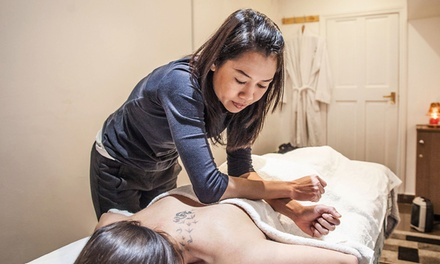 Choice of One-Hour Massage at Central Thai Massage, Central Cuts, North Finchley (31% Off)